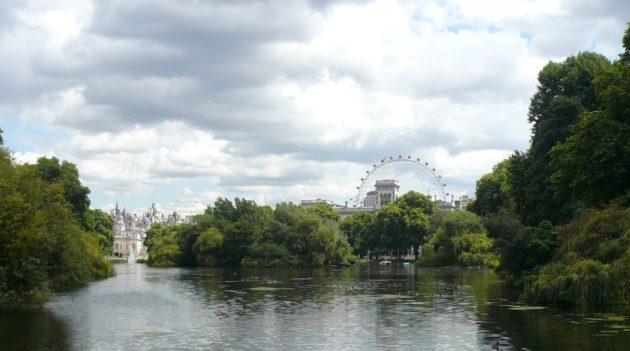 ロンドンでステイ(Photo by 佐藤めぐみ)