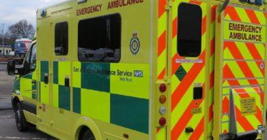 救急車が来ないほど心細いものはないはずだが…。
