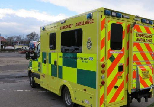 救急車の需要が増すばかりの英ウェールズ(画像はイメージ)