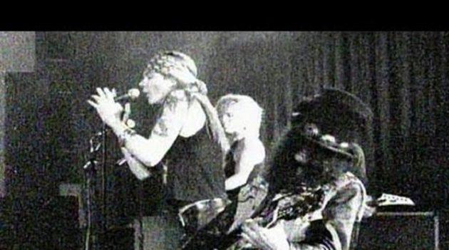 ロックを愛する人々の永遠の名曲(画像:YouTube『Sweet Child o' Mine』のサムネイル)