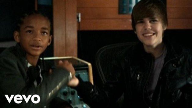 映画もぜひ!(画像:YouTube Justin Bieber『Never Say Never ft. Jaden Smith』のサムネイル)