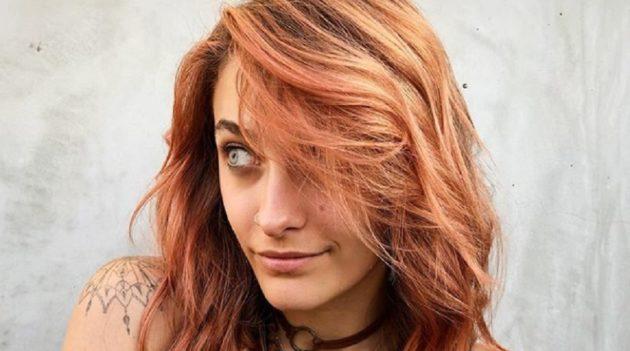 昨年大ブレイクしたパリス、髪の色もオシャレ!