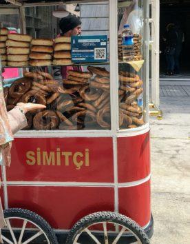 トルコの食べ物はサイズがとにかく大きめ(Photo by 朝比奈)