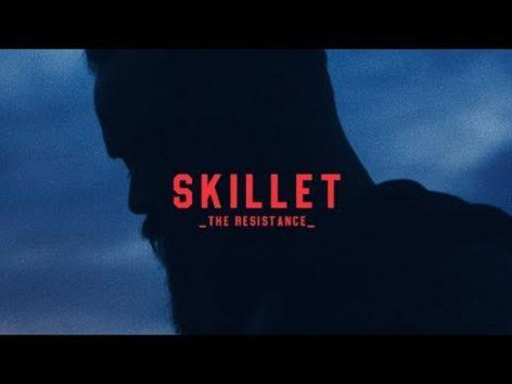根強い人気のスキレット(画像:YouTube Skillet『The Resistance[Official Lyric Video]』 のサムネイル)