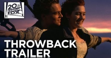 画像:2015/06/25 に公開YouTube『Titanic | #TBT Trailer | 20th Century FOX 』のサムネイル