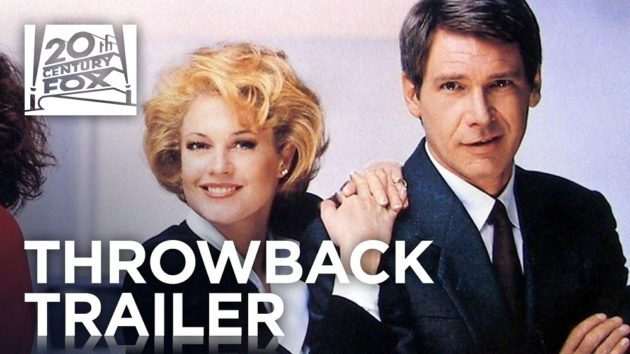 画像:2015/12/31 に公開 YouTube『Working Girl | #TBT Trailer | 20th Century FOX』のサムネイル