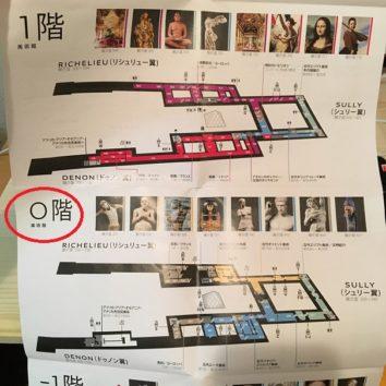 日本の1階は0階であることに注意