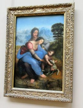 聖母子と聖アンナ(レオナルド・ダ・ヴィンチ)