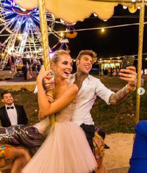 夢のような結婚式です!