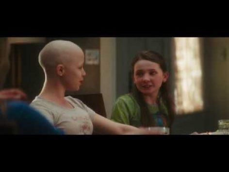 重病の家族、そして支える者達の苦悩と深い愛…(画像:2011/01/18 に公開YouTube『My Sister's Keeper (..born to save my sister's life) 』のサムネイル)