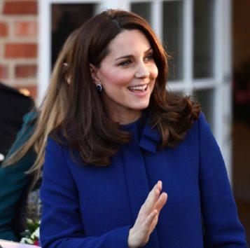 美しく気さくな人柄でもある英キャサリン妃。