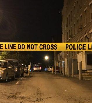 殺人事件の現場には血で描かれた名前が…(画像はイメージです)