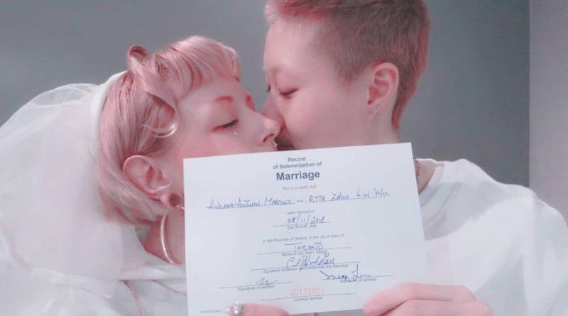 ジャッキー・チェンの娘がカナダ人女性と同性婚