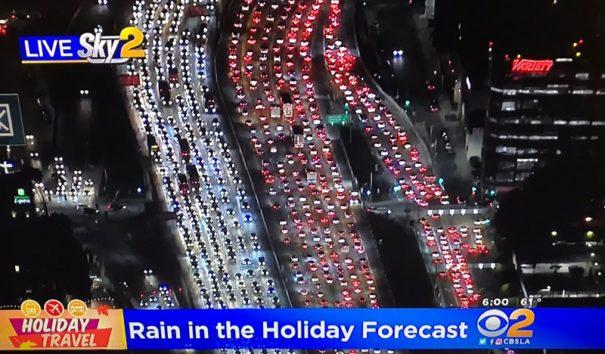 LAの渋滞のひどさはかねてから有名だが…