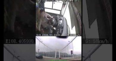 画像:2018/11/02に公開YouTube『Shanghaiist-Cause of Chongqing bus crash』のサムネイル