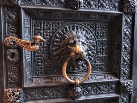 ケルン大聖堂の扉