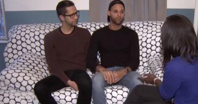 「この国では生きづらい」とこぼすNYマンハッタンの同性愛カップル