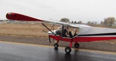 ユタ州で少年2名が小型飛行機を盗み操縦