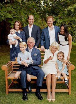 チャールズ皇太子の誕生日記念写真が素敵!