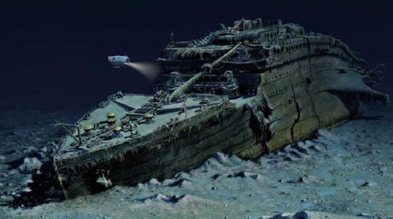 深海に眠るタイタニック号に会いにいきますか?