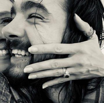 ハイディ・クルムが婚約。