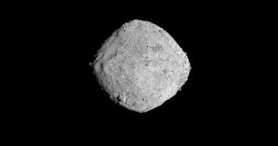 小惑星ベンヌに宇宙探査機「オシリス・レックス」が2年がかりでたどり着く!