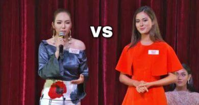 画像:2018/12/01に公開YouTube『PageantBuzz- Miss Nepal VS Miss Singapore | Miss World 2018 Head to Head Challenge Final』のサムネイル