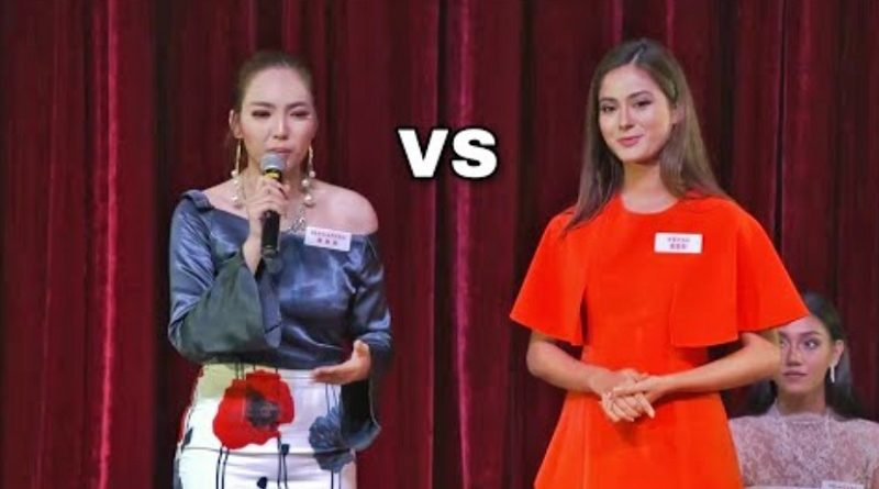 画像:2018/12/01に公開YouTube『PageantBuzz- Miss Nepal VS Miss Singapore | Miss World 2018 Head to Head Challenge Final』のサムネイル