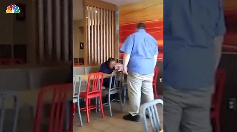 マクドナルドの従業員が高齢の女性客を「早く出ていけ」と追い出す動画が流出