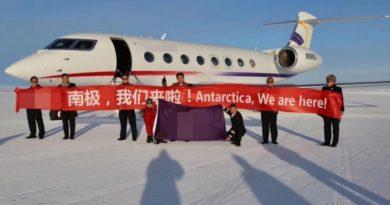 中国人、南極大陸を積極的に観光する時代に