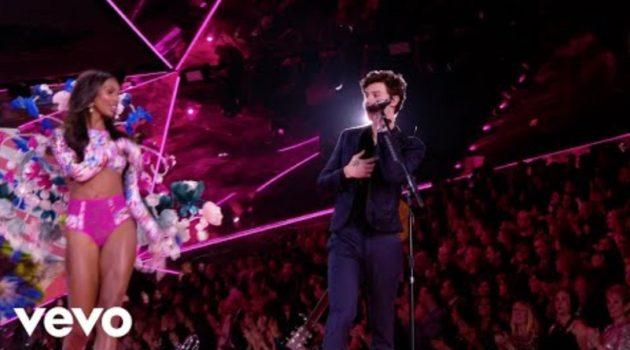 画像:2018/12/03に公開YouTube『Shawn Mendes - Lost In Japan (Live From The Victoria's Secret 2018 Fashion Show)』のサムネイル