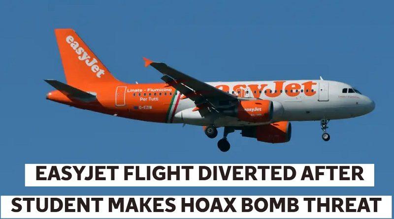 爆弾予告をしたのは乗客の家族だった