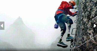 チョモランマ登頂の経験も武器