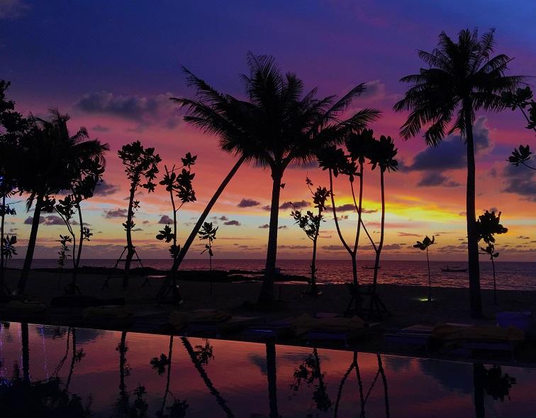 毎夕のように「いつまでもここに居たい」と思ったものです(Photo by 朝比奈)