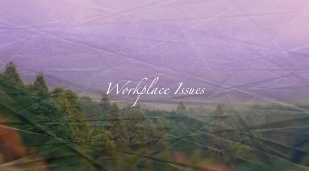 職場でモラハラ、パワハラなどを受けても、泣き寝入りする必要はなし!(Photo/エトセトラ)