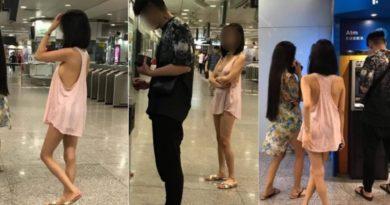 「見せたいなら仕事の中でどうぞ」とシンガポールの人々