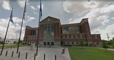 オクラホマの裁判所でトコジラミ騒動