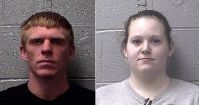 ミズーリ州の刑務所でいかがわしい行為をしていた2人