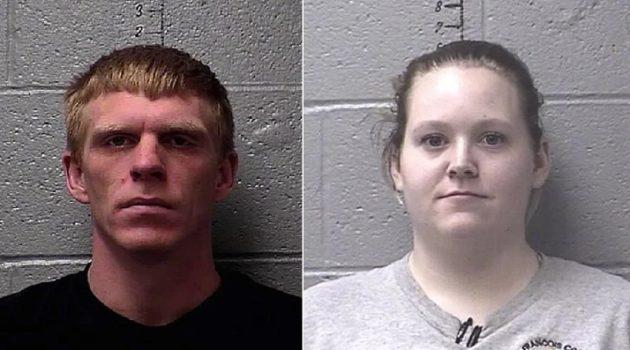 ミズーリ州の刑務所医務室でいかがわしい行為をしていた2人