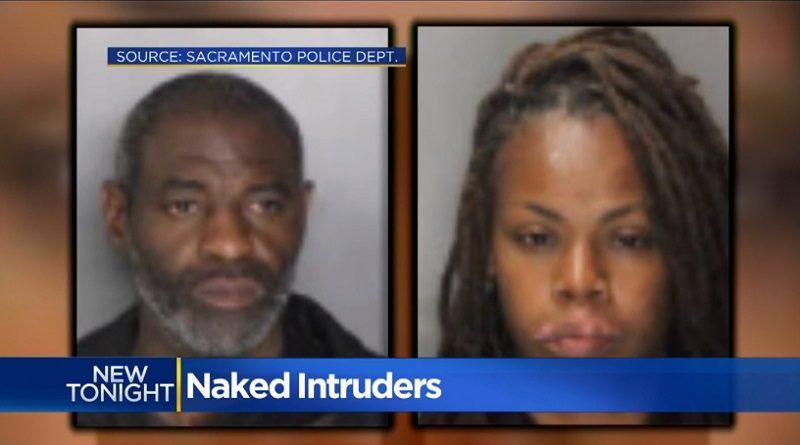 住居不法侵入につき逮捕されたホームレスカップル