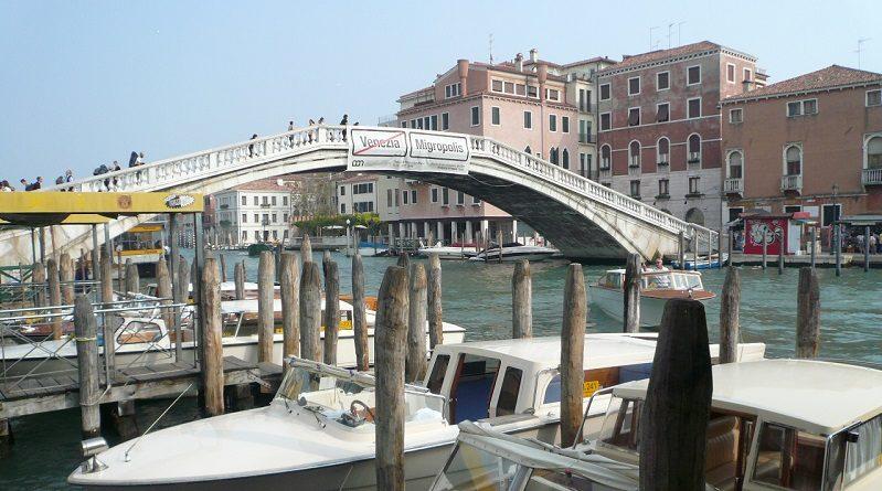 オフを利用してベネツィアへ(Photo by 佐藤めぐみ)