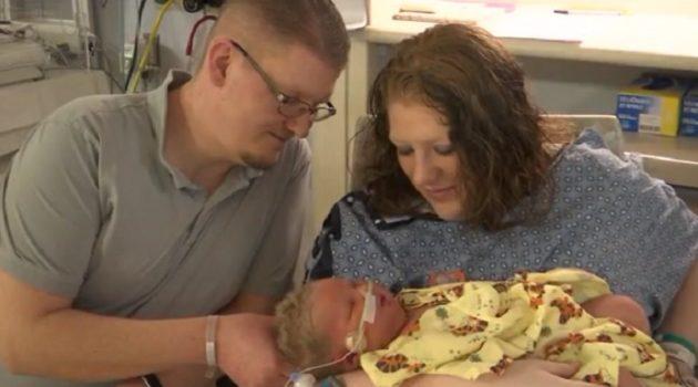 また新たなビッグベビーが米ニューヨーク州で誕生