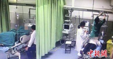 """画像:『中國新聞網』女学生看完《复联4》""""暴风哭泣"""" 因过度通气被送医"""