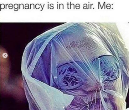 「妊娠はまだいいわ…」