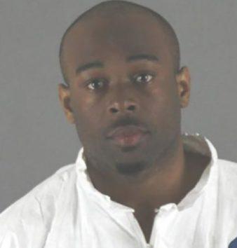 身柄を拘束された容疑者。(Picture: Bloomington Police)