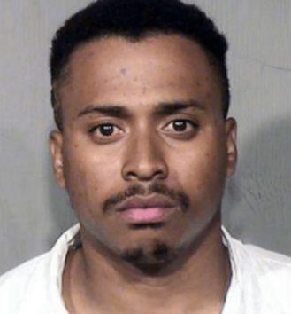 3歳の娘のみ殺さなかった鬼父。(Picture: Maricopa County Jail)