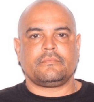 自殺した容疑者。(Picture: Kissimmee Police Department)