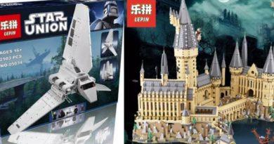 画像:『shanghaiist』Chinese toy company busted for being a massive Lego copycat