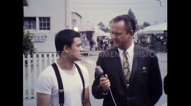 画像:『asia one』Rare Bruce Lee interview footage unearthed from before martial arts legend became famous(Photo:Center for Sacramento History)
