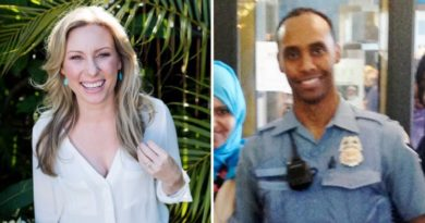 画像:『Twin Cities』Woman 'slapped' squad car before Justine Damond police shooting, warrant says